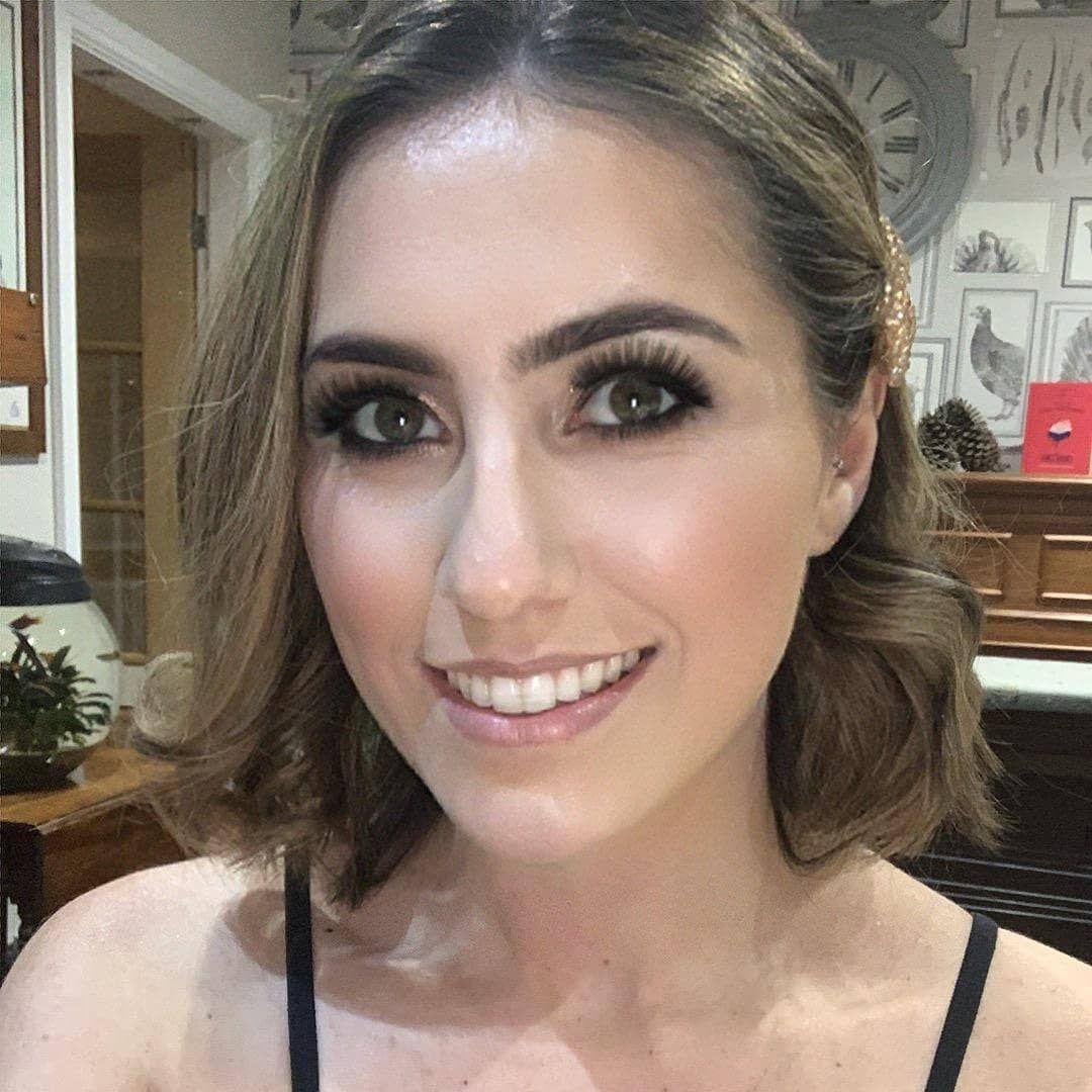 nicole makeup1