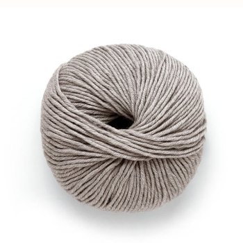 Millamia Aran Yarn - Latte Grey - 100% Merino Wool