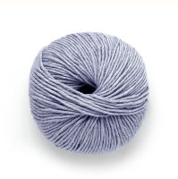 Millamia Aran Yarn - Powder Blue - 100% Merino Wool