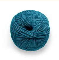 Millamia Aran Yarn - Teal Blue/Green - 100% Merino Wool
