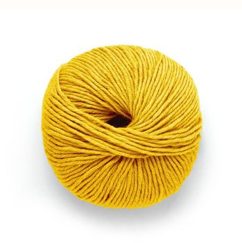 Millamia Aran Yarn - Ochre Yellow - 100% Merino Wool