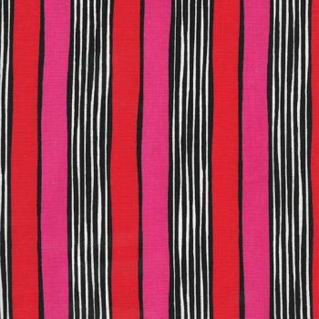Michael Miller Fabric - On The Town Stripe