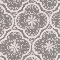 Michael Miller Fabric - Seedling Lotus (Pewter)