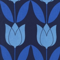 Michael Miller Fabric - Seedling Tulip (Sky)