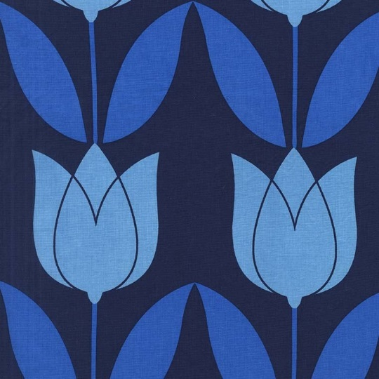 Tulip (Sky) - Seedling Collection - Michael Miller