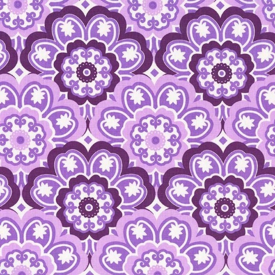 <!-- 004 -->Blossoming (Lavender) - Birds and the Bees Collection - Michael