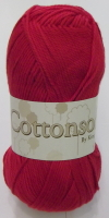 King Cole - Cottonsoft DK - Cherry
