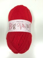 King Cole - Big Value Chunky - Red
