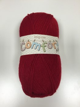 King Cole - Comfort Aran - Red