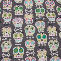Michael Miller Fabric - Novelty Bonehead
