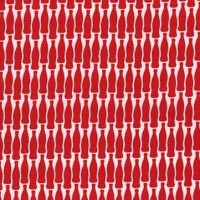 Michael Miller Fabric - Sodalicious Lotsa Pop (Cherry)