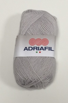 Adriafil Filobello DK - 28 Ice Grey - Acrylic Wool Mix Yarn