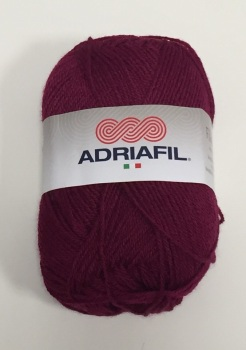 Adriafil Filobello DK - 34 Wine Red - Yarn (Acrylic Wool)
