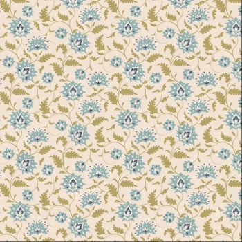 Ahlia Teal - Pardon My Garden Collection - Tilda