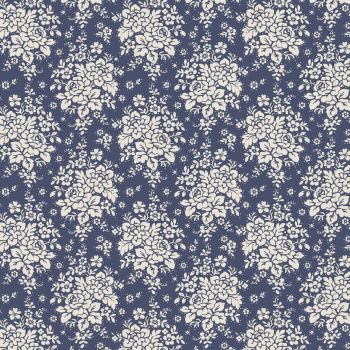 Audrey Dark Blue - Pardon My Garden Collection -Tilda