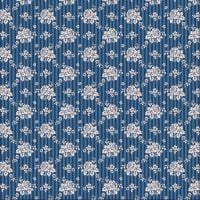 Emily Dark Blue - Pardon My Garden Collection - Tilda