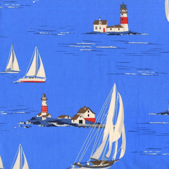 Windward Sailor - Yacht Club Collection - Michael Miller