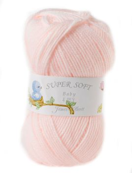 James C Brett - Baby 4 Ply - Peach