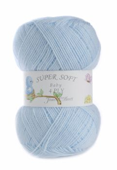 James C Brett - Baby 4 Ply - Blue