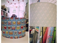 <!-- 001 -->Lampshade Making, Thursday 7th September 2017 6.30pm - 8.00pm