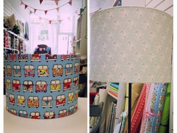 Lampshade Making, Thursday 7th September 2017 6.30pm - 8.00pm
