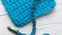 <!-- 001 -->Absolute Beginner's Crochet 2-step class - Part 1 Mon 6th Feb 10am - 12.30pm. Part 2 Mon 20th Feb 10am - 12.30pm. Normal Price £30.00