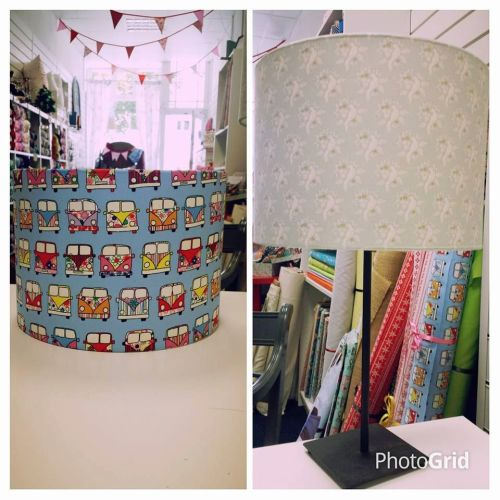 Lampshade Making Thursday 9th Feb 6.30 - 8.30pm