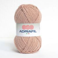 Adriafil Luccico Yarn Aran - 31 Old Rose - Wool/Acrylic/Alpaca Mix