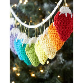 Christmas Lights Crochet - Thursday 14th December 2017 6.30pm - 8.30pm