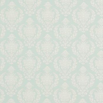 Damask Teal - Corner Shop - Tilda