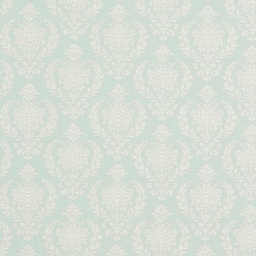 Tilda - Corner Shop Collection - Damask Teal