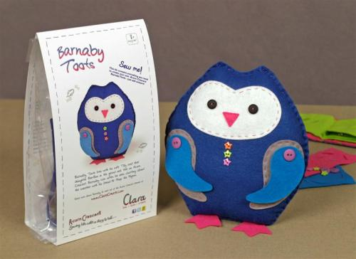 Barnaby Toots - Acorn Crescent -Sewing Kit