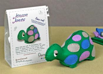 Jenson Jones - Acorn Crescent - Sewing Kit
