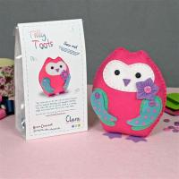 <!-- 002 -->Tilly Toots - Acorn Crescent - Sewing Kit