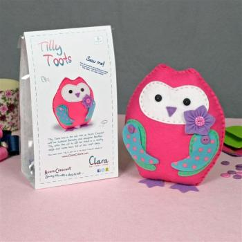 Tilly Toots - Acorn Crescent - Sewing Kit