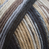 Adriafil Knitcol DK - 57 Botticelli Grey/Black - 100% Merino Wool Yarn