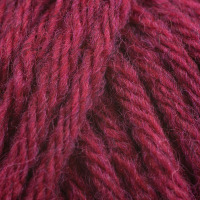 Adriafil Candy Super Chunky Yarn - Cherry Red - Blend Wool/Alpaca/Acrylic