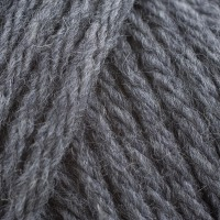 Adriafil Candy Super Chunky Yarn - Grey - 45% Wool 40% Acrylic 15% Alpaca
