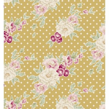 Cybill Tan Yellow - Apple Bloom - Tilda