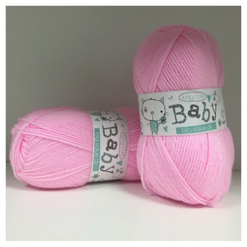 King Cole - Baby Big Value DK - Pink