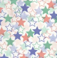 <!-- 003 -->Stars - Red, Blue, Green - Sevenberry