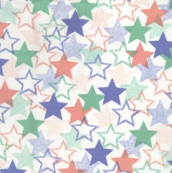 Stars - Red, Blue, Green - Sevenberry