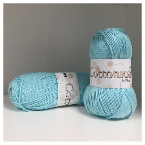 King Cole - Cottonsoft DK - Mint