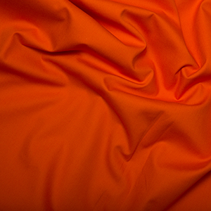 100% Cotton Orange