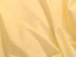 Polycotton Lemon
