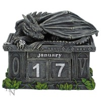 Nemesis Now 'Fortune's Keeper' Calendar