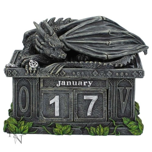 Nemesis Now 'Fortune's Keeper' Calendar