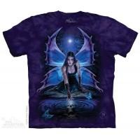 Immortal Flight Adult T Shirt - Anne Stokes