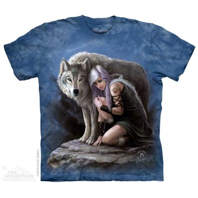 Protector Adult T Shirt - Anne Stokes