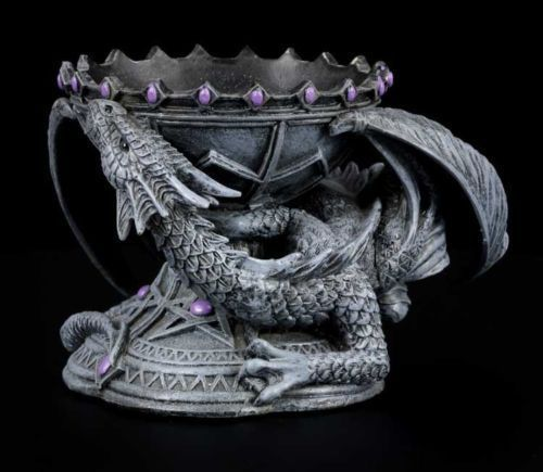 Dragon Beauty Crystal Ball Holder